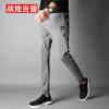 Штаны для брюк с бриллиантовыми футлярами Брюки мужские Брюки повседневные Брюки мужские Брюки мужские 17095ZTX702 Серый M