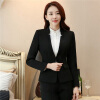 Formal Office Blaser Suits Wear Women Long Sleeve Black Blazer Suit Jacket Winter Autumn Spring Plus Size S To 5XL Ladies Tops триммер электрический электрокоса skil 0731ra