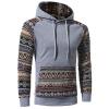 Brand 2017 Hoodie National Wind Design Print Hoodies Men Fashion Tracksuit Male Sweatshirt Off White Hoody Mens Purpose Tour