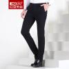Красные бобы Мужские повседневные брюки Hodo Мужские мужские трусы Slim Cotton Blended Pants B5 33