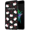 7/8 Plus Hello Kitty Apple, телефон оболочки iPhone7 / 8 Plus защитный чехол мультфильма все включено силикона мягкая оболочка Выдерживает падение 5,5 дюймов Hello Kitty * Black Honey apple чехол iphone6 5s 4s 5c hello kitty