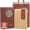 Yashi Один полный лист черный чай Ануа Фу оригинальный лист ручной работы Fu кирпич Золотой Фу кирпич 1KG