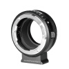 Фото - Meike (MEKE) MK-NF-F Микро одноразовое конверсионное кольцо Fuji Micro One Camera to Nikon F mount Объектив SLR micro camera compact telephoto camera bag black olive