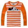 Детская футболка осень-зима с длинными рукавами с персонажами из мультфильмов для маленьких мальчиков Обувь для девочек Футболка д блуза jacqueline de yong jacqueline de yong ja908ewujb68