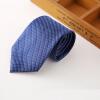 Yu Zhaolin YUZHAOLIN Мужская формальная одежда бизнес галстук свадебный жених волна точка галстук подарочная коробка синяя белая точка футболка мужская yu zhaolin yzl14c8302