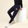 Джордано (Giordano) мужских случайных штаны Piel мечта британский стиль письмо напечатано случайным штаны 13,117,901 луча логотип темно-синий XL (180 / 90A) nce6990 to 220 69v 90a