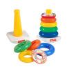 Fisher-Price развивающие игрушки радуги обойма Rock-A-Stack (ClosedBox) N8248 fisher price развивающие кубики алфавит fisher price