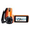 JVC (JVC) GZ-R465DAC четыре анти-высокой четкости цифровой видеокамеры / HD DV / проекции камеры Оранжевый jvc jvc gz r420bac четыре анти видео высокой четкости камера dv спорт на открытом воздухе черные бытовой