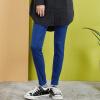 Semir (Semir) лосины самка Осень 2017 новых женщин Тонкий тонкие черные стрейч брюки брюки брюки ноги прилива 13316210021 26 черный