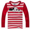 Детская футболка осень-зима с длинными рукавами с персонажами из мультфильмов для маленьких мальчиков Обувь для девочек Футболка д детская футболка классическая унисекс printio мотобайк