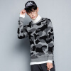Semir (Semir) свитер мужчин свитер мужской случайно шею свитер пуловер свитер маскировочные юнкеров 19316071415 темно-серый цвет L