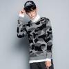 Semir (Semir) свитер мужчин свитер мужской случайно шею свитер пуловер свитер маскировочные юнкеров 19316071415 темно-серый цвет L barbajada свитер