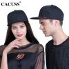 CACUSS B0135 шляпа мужской хип-хоп шляпа мужской плоский шляпа пару шляпы черный шляпы тамара турьянова шляпа березка
