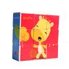 Fisher-Price   деревянная шестигранная картина девять детей стереоскопических 3d головоломки блоки из ребенка ребенка развивающие игрушки 1-2-3-6 лет FP1018 theodore gilliland fisher investments on utilities