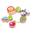 Fisher-Price магнитный шарик лабиринты игрушки щетка зоосад детские развивающие деревянные развивающие игрушки FP3001 развивающие игрушки red box телевизор 25502