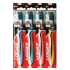 Colgate Toothbrush 4 pcs (package may vary) hang glider jack with launcher colors may vary