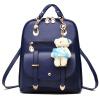 PU кожа дорожные сумки женщинысумочку рюкзак сумка дорожные плиты б у