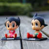 Железная рука Astro Boy Украшение автомобиля со встряхиванием его куклой куклы коллекция версия установленного