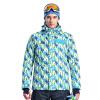 Осень и зима водонепроницаемый лыжный костюм мужчин воздухопроницаемый пункта замок температура греет пальто секонд хенд киев лыжный костюм