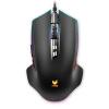 Pennefather (Rapoo) V20PRO Symphony RGB игровой мыши игры мышь проводная мышь мышь для ноутбука Jedi оружие черный цыпленок выжить игровая мышь rapoo v25s rgb chroma