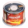 Maxell (Maxell) DVD-R 16 тайваньский скорость 4,7 г классический черный серии фиолетовый узор диски SIM-бочка 50 ермак 4 5 серии dvd