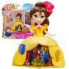 Hasbro (Hasbro) мини-фигура серии Дисней вращения принцесса истории девушка игрушки B8964 hasbro модная кукла принцесса в юбке с проявляющимся принтом принцессы дисней b5295 b5299