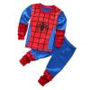 круто, детская одежда детей мальчиков хлопок наряды и установить пижамы футболка + штаны sleepwear