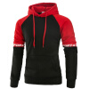Brand 2017 Hoodie New Spell Color Hip Hop Hoodies Men Fashion Tracksuit Male Sweatshirt Off White Hoody Mens Purpose Tour XXXL