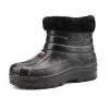 Хлопок мягкий водонепроницаемый зимние сапоги снега кислотные масла работа повара обувь ароматические масла