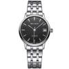 Чайка ЧАЙКА бизнес и досуг серии автоматические механические часы женские формы пригвожден черный листовой стали D816.457L