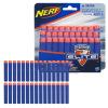Hasbro NERF Аксессуары игрушечного пистолета (голубой, оранжевый) уличные игрушки A1456 оружие игрушечное hasbro hasbro бластер nerf n strike mega rotofury