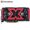 Dataland игровая видеокарта RX 570 4G X-серийной войны 1244-1270 / 7000MHz 4GB / 256-битных GDDR5 DX12 рено сценик rx 4 в мурманске