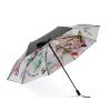 Nailuo (чернение) Женский новый двойной пляжный зонт Зонт Зонт раза увеличить УФ зонт от солнца черного N8347 зонт пляжный 1051 р 300см