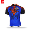 NUCKILY Men's summer bike jresey short sleeve professional outdoor anti UV cycling wear santic men s outdoor short sleeve cycling jerseys breathable quick dry bicycle sportswear mtb road bike anti uv clothing for men