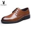 ХуаХуа Гунцзы(PLAYBOY ESTABLISHED 1953)Мужские классические деловые туфли 6CW513009D01