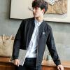 Модные мужские повседневные куртки с эластичным пальто Тонкие осенние и зимние куртки в подарок для мужчин