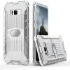 GANGXUN Чехол для Samsung Galaxy S8 Plus Легкий защитный 2 в 1 корпус для Samsung Galaxy S8 Plus оригинальный samsung galaxy s8 s8 plus nillkin 3d ap pro полноэкранный экранный протектор экрана