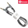 BIAZE У2 аудиокабель 3,5 магниевого сплава версии 3,5 до 1 метра кабель Цян цвет стерео колонки автомагнитолы AUX кабель наушников линия потребительская электроника brand new 10pcs lot 3 5 y 2 aux 3 5mm plug
