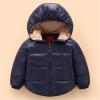 110/5000 Новые дети вниз рубашка мальчик и девочки детская одежда толстый вниз куртка детская одежда с капюшоном куртка wellber детская одежда 110