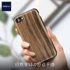 Локк (ROCK) 7/8 Apple, телефон оболочки iphone7 / 8 все включено защитный рукав силикона мягкая оболочка Выдерживает падение элемент серии Wood Rosewood статуэтка африканка 7 8 32см 1096506