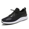 досуг стиль и туфли на платформе, холст, бежит, кроссовки, мужские ботинки