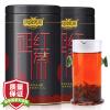 Le Пино черный чай Аньхой Keemun черный чай чай красный Xiangluo Congou 125g * 2 банки le chic часы le chic cl0561g коллекция le chronographe