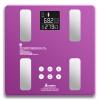 Игл SYE-2015D7 электронные весы жира масштаба весы жира бытовые весы электронные весы (кристаллический фиолетовый)
