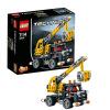 LEGO (LEGO) Technic механической группы на борту образовательных игрушек крана 42031 строительных блоки детских книги эксмо большая книга идей lego technic машины и механизмы