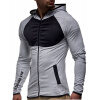 Brand 2017 Hoodie New Fashion Zipper Cardigan Hoodies Men Tracksuit Male Sweatshirt Off White Hoody Mens Purpose Tour 3XL GHH женские толстовки и кофты sweatshirt new brand 2015 women sweatshirt