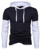 Brand 2017 Hoodie Autumn And Winter New Causual Hoodies Men Fashion Tracksuit Male Sweatshirt Off White Hoody Mens Purpose Tour левомицетина сукцинат в иркутске