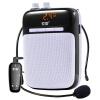 Sony Ericsson (soaiy) S-718 беспроводной портативный 2.4G высокой мощности цифровой усилитель звука динамики Би посвященный учителей, преподающих направляющие талии висит мегафон громкоговоритель мудрый черный в jamo s 718 тест