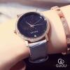 GUOU Марка Женские наручные часы роскошь горный хрусталь часы Дамы кварцевые наручные часы Простые часы guou роскошный горный хрусталь часы женские часы женские часы женщины ретро часы