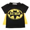 футболка с короткими рукавами свитер Бэтмен Супермен детского мультфильма мальчик цена 2016