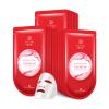 UNIFON Осветляющая, увлажняющая, омолаживающая маска с красным вином, 21 шт ainhoa luxe gold увлажняющая омолаживающая маска luxe gold увлажняющая омолаживающая маска
